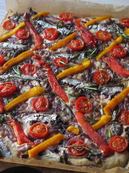 Pizza från Provence